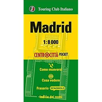Madrid 1:8.000