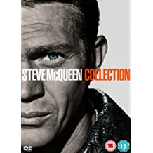 Steve McQueen Collection : The Great Escape / The Magnificent Seven / The Thomas Crown Affair / The Sand Pebbles