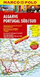 MARCO POLO Karte Algarve, Portugal Süd 1:200.000 (MARCO POLO Karten 1:200.000) - Polo Marco