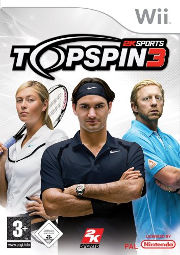 Top Spin 3 (Spin 3 Top)