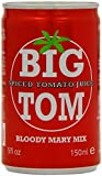 Big Tom Bloody Mary Mix Can 150 ml (Pack of 24)
