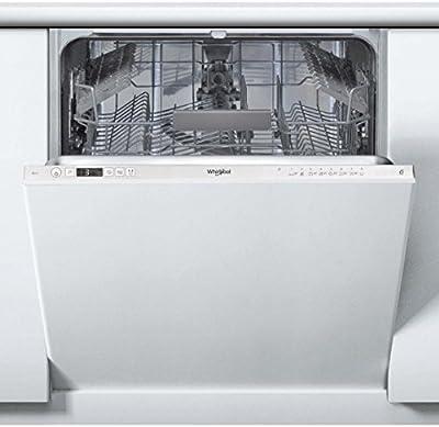 Whirlpool WKIC 3C26 Totalmente integrado 14cubiertos A++ lavavajilla - Lavavajillas (Totalmente integrado, Tamaño completo (60 cm), Acero inoxidable, 1,3 m, 1,55 m, 1,5 m)