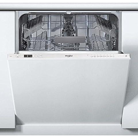Lave-vaisselle Integrable - Whirlpool WKIC 3C26 Entièrement intégré 14places A++