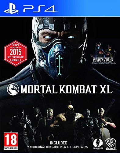 Mortal Kombat XL [Import inglese]