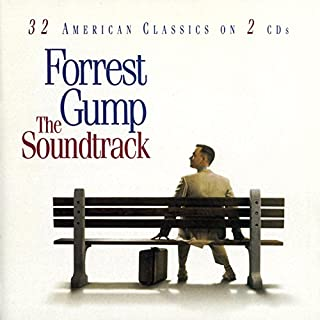 Forrest Gump - the Soundtrack by Wilbert Nuttycombe (B000025CQ8) | Amazon price tracker / tracking, Amazon price history charts, Amazon price watches, Amazon price drop alerts