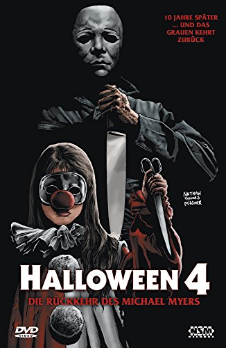Halloween 4 große Hartbox Cover B - Limited 99 Edition