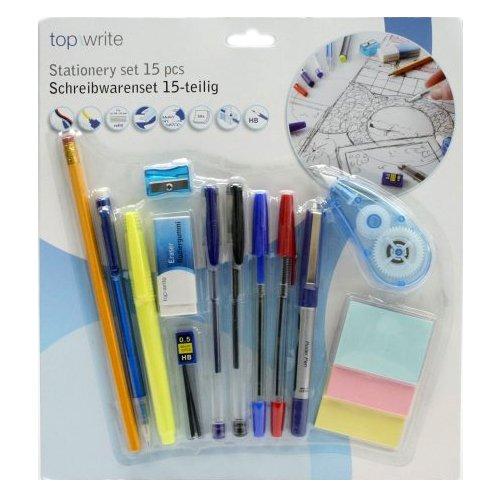 set-15-pezzi-confezione-cancelleria-per-ufficio-scuola-hobby-disegno-topwrite