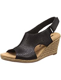 Gran Descuento Falsa Precio Barato Clarks Wynnmere Avah amazon-shoes marroni OxxQb