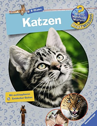 *Katzen (Wieso? Weshalb? Warum? ProfiWissen, Band 18)*