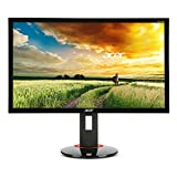Acer Predator XB270Hbmjdprz 69 cm (27 Zoll) eSports Monitor (VGA, DVI, HDMI, USB 3.0, 1ms Reaktionszeit, 3D-fähig) schwarz
