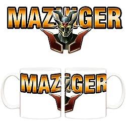 Taza Mazinger Z serie manga
