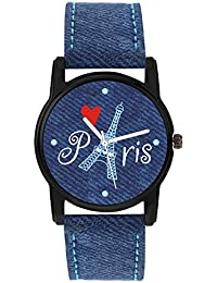 Relish Analogue Blue Dial Women's & Girl's Watch - Re-L091Db