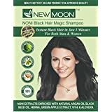 NEW MOON Noni shampoos for hair color (15 ml X 20 pcs ) Brown Color