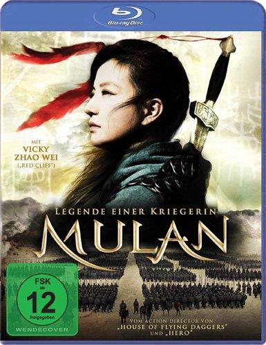 Mulan - Legende einer Kriegerin [Blu-ray]