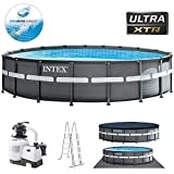 INTEX Kit piscine Ultra XTR ronde 5.49 x 1,32 m