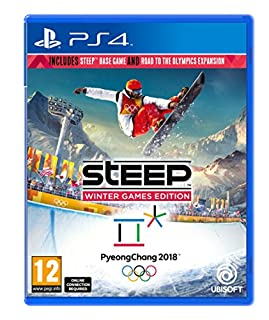 Steep Road To The Olympics (PS4) (B076BTQH7Z) | Amazon Products