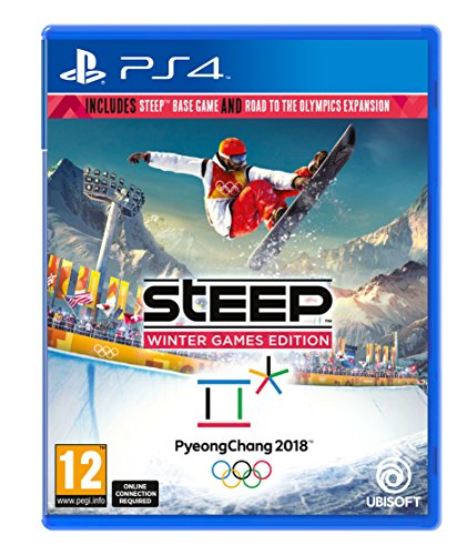 Ubisoft Steep Road to The Olympics (PS4) (New)