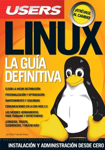 LINUX LA GUIA DEFINITIVA par HECTOR FACUNDO ARENA
