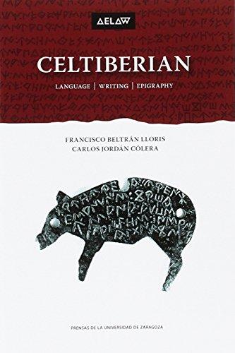 Descargar Libro CELTIBERIAN de FRANCISCO. BELTRÁN LLORIS