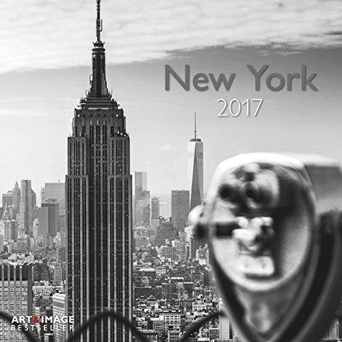 New York 2017 Broschürenkalender