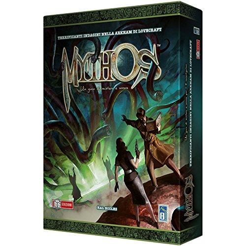 Mythos Terrificanti Indagini nella Arkham di Lovecraft (Edizione Italiana), 75142