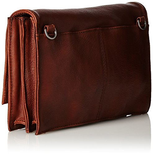 Amsterdam Cowboys Bag Taunton, Sacs portés épaule Marron - Braun (Cognac 300)