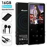 Mbuynow Lettore MP3 Musicale Digitale, HIFI Lettore MP3 Bluetooth 4.0. Lettore...