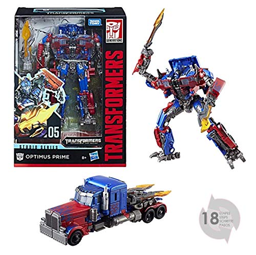 Transformers Studio Series - Optimus Prime 05 (Voyager Class), E0738ES0