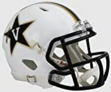 NCAA Vanderbilt Commodores White Speed Mini Helmet by Riddell