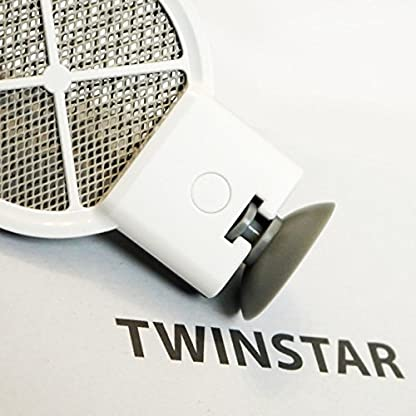 Twin Star Suction Cup Mount for NEW Electrodes 1