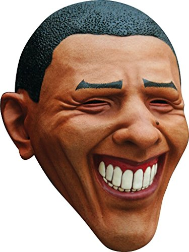 Karneval / Fasching / Fun Maske - Barack Obama