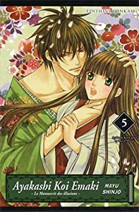 Ayakashi Koi Emaki Edition simple Tome 5