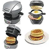 Bazaar Frühstück Sandwich Hamburger Maschine des Hersteller günstig Haushaltsgeräte Schnelle