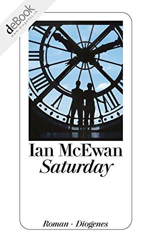 Buchseite und Rezensionen zu 'Saturday (detebe)' von Ian McEwan
