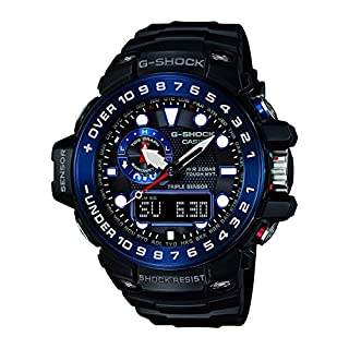 CASIO Analogue-Digital GWN-1000B-1BER (B00LEFKU2S) | Amazon price tracker / tracking, Amazon price history charts, Amazon price watches, Amazon price drop alerts
