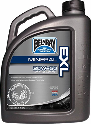 bel-ray-35955-garrafa-4-l-aceite-bel-ray-motor-4t-exl-mineral-20w-50