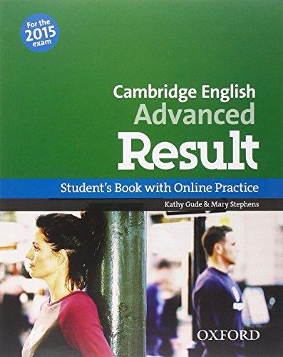 CAE 2015 advanced result. Student's book-Workbook. Without key. Per le Scuole superiori. Con CD-ROM. Con espansione online