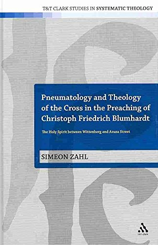 [(Pneumatology and Theology of the Cross in the Preaching of Christoph Friedrich Blumhardt : The Holy Spirit Between Wittenberg and Azuza Street)] [By (author) Simeon Zahl] published on (November, 2010)