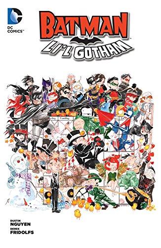 Batman Li'l Gotham Volume 1 TP por Derek Fridolfs