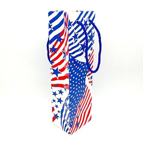 Tasche Getränk, Carrier USA patriotische Event Party suppiles ()