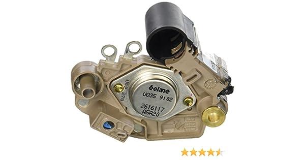 Generatorregler VALEO 593290