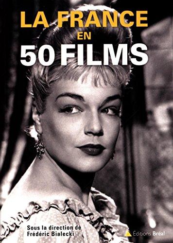 La France en 50 films par Collectif