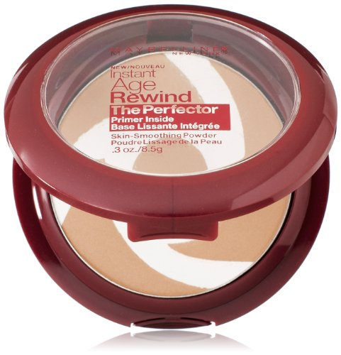 Maybelline New York Instant Age Rewind The Perfector Powder, Medium/Deep, 0.3 Ounce by Maybelline New York