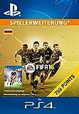 750 FIFA 16 Ultimate Team Points [Zusatzinhalt][PS4 PSN Code - deutsches Konto]