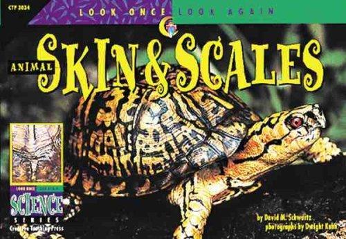 Look Once, Look Again: Skin & Scales (Look Once, Look Again: Science) by David M Schwartz (1998-03-01) (Schwartz M David)