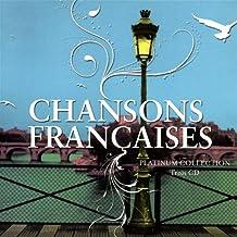 Platinum Collection : Chansons Françaises (Coffret 3 CD)