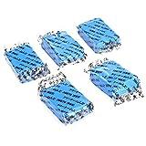 Clay Clean Nettoyant Voiture Clay Bar Barre Argile Magie Voiture Auto 5 pcs - Bleu