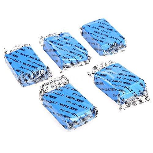 clay-clean-nettoyant-voiture-clay-bar-barre-argile-magie-voiture-auto-5-pcs-bleu