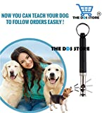 THE DDS STORE Professional Tool Dog Bark Control Whistle to Stop Barking Adjustable