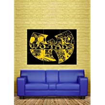 WU TANG HIP HOP RAP CLAN CUSTOM ART WORK GIANT POSTER PRINT NC6264